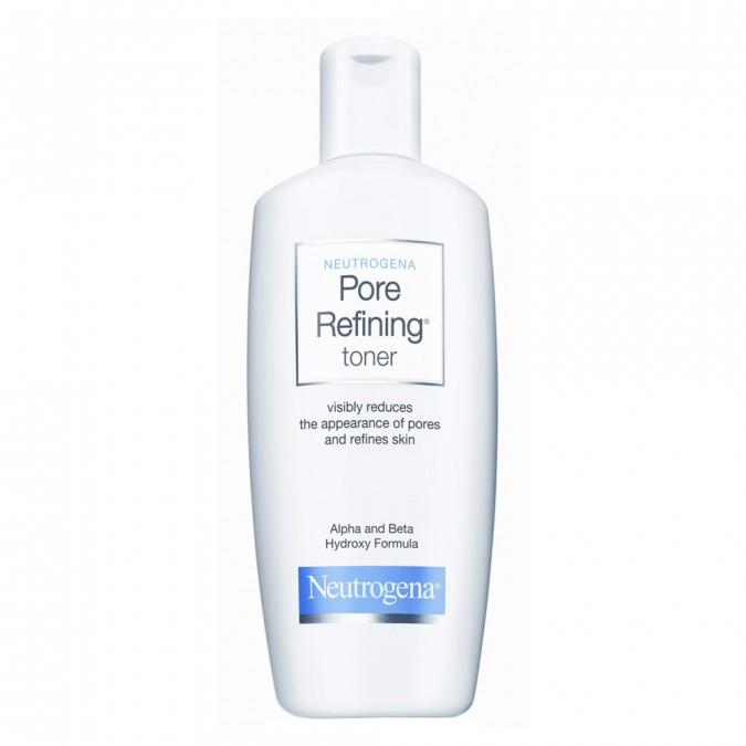 """Love it or loathe it, Neutrogena's Pore-Refining Toner provides an affordable, no-bullshit approach to ridding your face of unwanted oil buildup. Forever an icon.  <br><br> *Pore Refining Toner by Neutrogena, $8.99 for 250mL at [Priceline](https://www.priceline.com.au/skincare/face-care/facial-toners/neutrogena-pore-refining-toner-250-ml