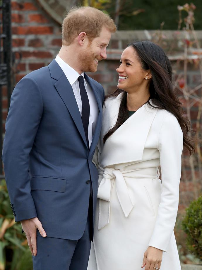 Meghan and Harry's engagement announcement set off an unparalleled PDA marathon that has not once wavered to this day.
