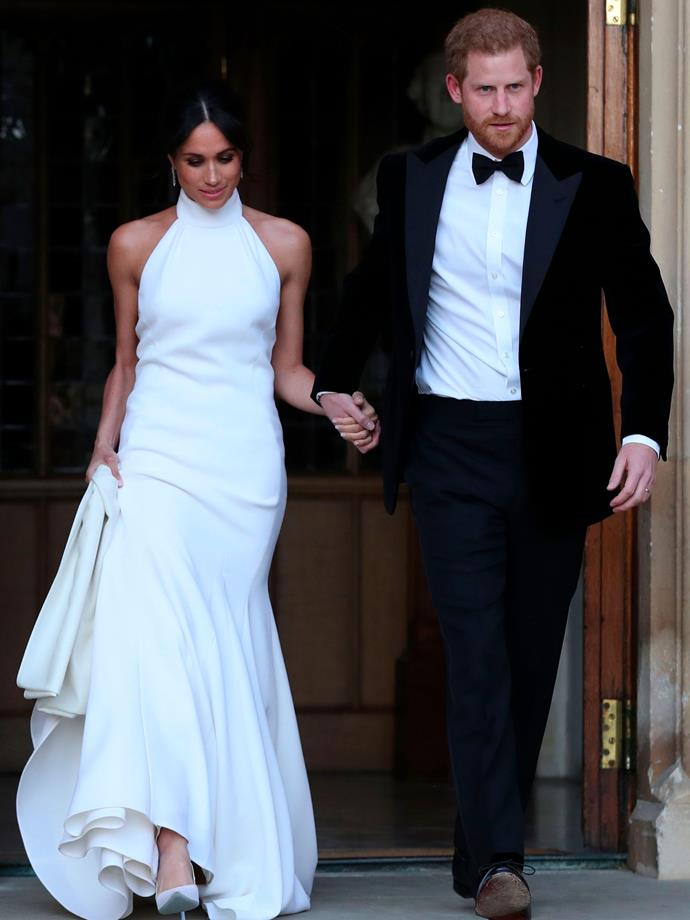 Or this reception-bound hand-holding.