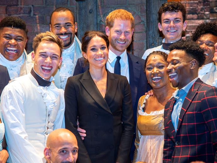 """If this image is remembered for anything, it should be remembered as the exact moment that Markle [revealed her adorable pet name](https://www.harpersbazaar.com.au/celebrity/prince-harry-nickname-meghan-markle-17263