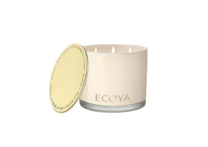 "**Christmas Grand Madison Jar - Summer Cherries & Peach by Ecoya, $100 at [Myer](https://www.myer.com.au/shop/mystore/ecoya-christmas-grand-madison-jar-summer-cherries-peach|target=""_blank""