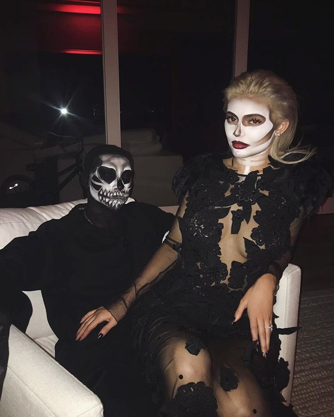 "Tyga and Kylie Jenner's relationship might be a thing of the past, but their skeletal look in 2016 was a vibe.  <br><br> *Image: [@kyliejenner](https://www.instagram.com/p/BMI47PPhomP/?utm_source=ig_embed&utm_campaign=embed_loading_state_control|target=""_blank"")*"