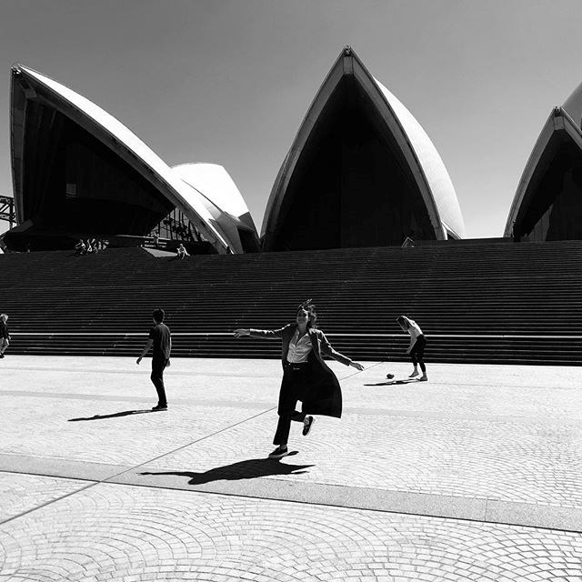 "***The Sydney Opera House Turns 45*** <br> Our Opera House has been through a lot in its lifetime—from a 14-year construction process to some morally questionable public projections, all of which helped it become one of the most famous buildings in the world.  <br><br> This month the Opera House turns 45, so keep an eye out for the handful of panel discussions as well as plays like *Evita* and *Julius Caesar* showing. Don't forget to take a peek at the new Opera House uniforms, designed by [Dion Lee](https://www.elle.com.au/australian-fashion-week-2017/australias-fashion-elite-step-out-for-dion-lees-2017-mbfwa-runway-show-13075|target=""_blank"").  <br><br> *Image: [@alexachung](https://www.instagram.com/p/Bn97qgnHkyx/?taken-by=alexachung