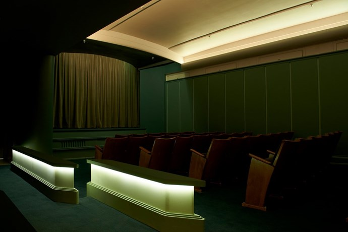 "***The Golden Age Cinema And Bar*** <br> If you haven't been to the Golden Age Cinema and Bar yet, then get it together.  <br><br> While the Golden Age isn't exactly new to Sydney, the vintage cinema is offering a bevy of terrific films this November ([*Suspiria*](https://www.elle.com.au/fashion/dakota-johnson-gucci-dress-18816|target=""_blank""), *The Italian Job* and *Ladies in Black*, to name a few). In addition, the always-chic bar turns out martinis, cosmopolitans and the best grilled cheeses in Sydney.  <br><br> *Image: [The Golden Age Cinema and Bar](https://www.ourgoldenage.com.au/
