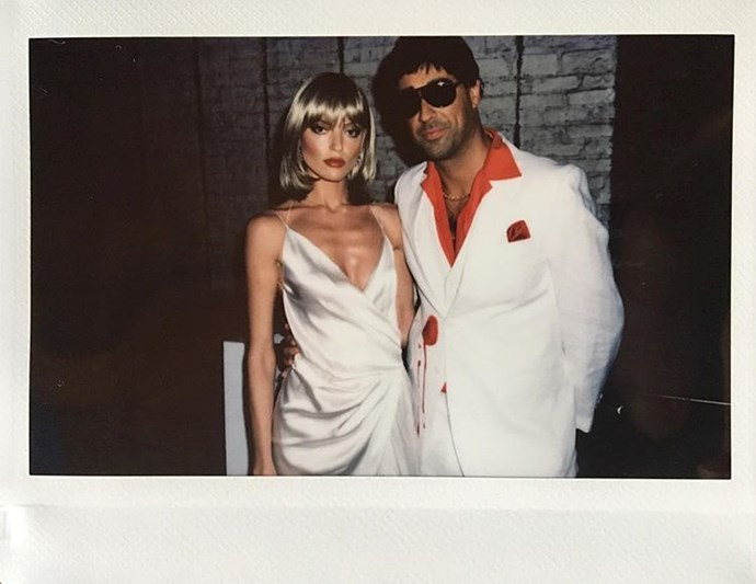 """***CAPRICORN: Iconic movie character*** <br><br> Capricorn style is notably simple, chic and packs the punch—a style they'll likely channel for their Halloween ensemble. Make like Martha Hunt, who last year channeled Michelle Pfeiffer's iconic role in *Scarface*.  <br><br> *Image: [@marthahunt](https://www.instagram.com/p/BMNXj1xltIk/?utm_source=ig_embed