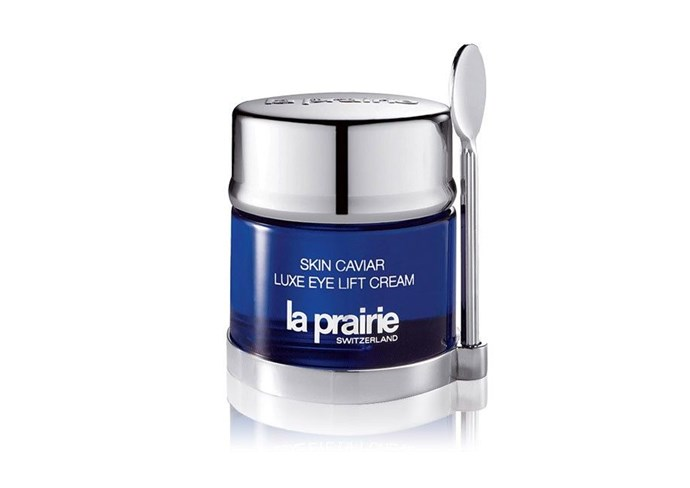 """Skin Caviar Luxe Eye Lift Cream, $475 at [La Prairie](https://www.laprairie.com.au/au/luxe-eye-lift-cream/95790-00188-74.html