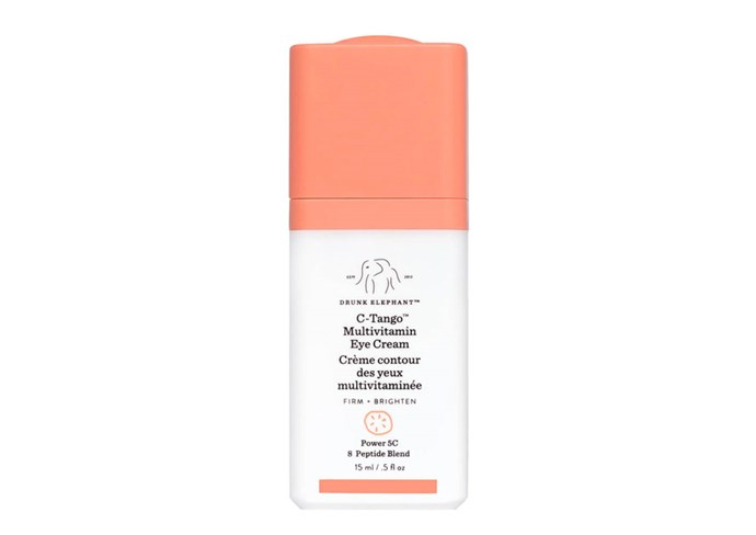 """C-Tango Multivitamin Eye Cream by Drunk Elephant, $93 at [Mecca](https://www.mecca.com.au/drunk-elephant/c-tango-multivitamin-eye-cream/I-032601.html