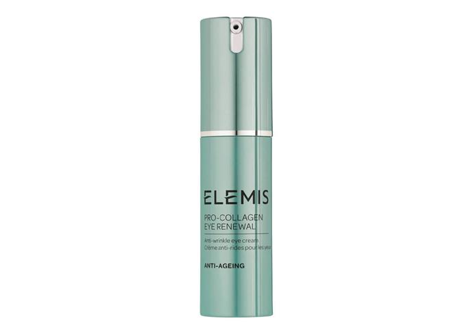 "**Pro-Collagen Eye Renewal by Elemis, $154 at [Mecca](https://www.mecca.com.au/elemis/pro-collagen-eye-renewal/I-031196.html|target=""_blank""