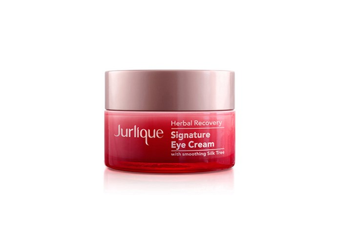 """Herbal Recovery Signature Eye Cream, $65 at [Jurlique](https://www.jurlique.com.au/herbal-recovery-signature-eye-cream