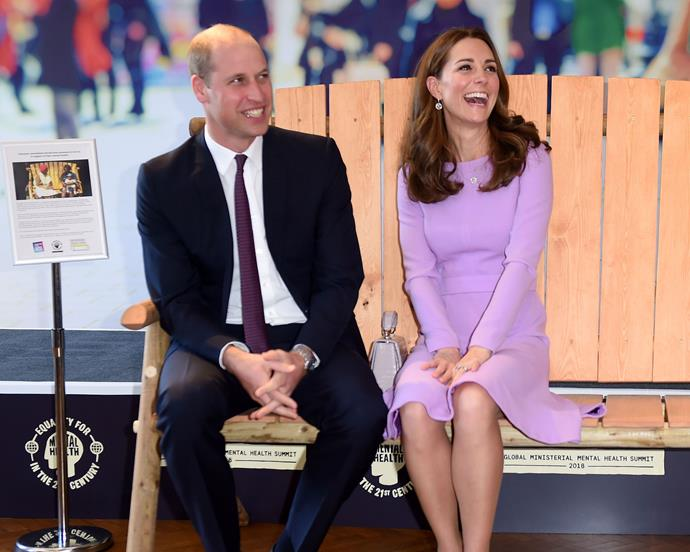 "***Clear enjoyment of each other's company*** <br><br> While always remaining composed, Kate and William's enjoyment of one another's company is almost always obvious, as was visible at the recent Global Mental Health Summit.  <br><br> [According to](https://www.elitedaily.com/p/prince-william-kate-middletons-body-language-at-the-global-mental-health-summit-is-so-cute-12202000|target=""_blank""