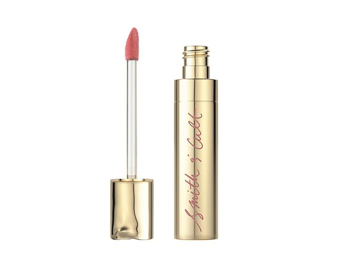 """Smith & Cult's hydrating formula means that your lips won't dry out as the day goes on.<br><br> The Tainted Lip Stained by Smith & Cult, $42 at [Sephora](https://www.sephora.com.au/products/smith-and-cult-the-tainted-lip-stained-flatte/v/kissing-tiny-flowers
