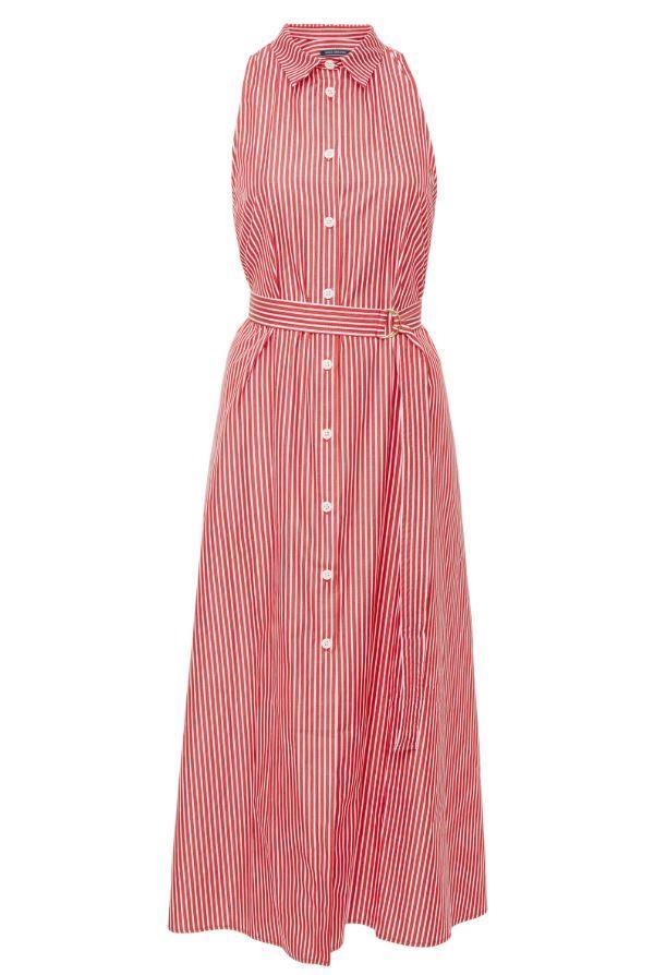 "*Belted Cotton midi-shirtdress by MDS Stripes, $705 at [Moda Operandi](https://www.modaoperandi.com/mds-stripes-fw18/m-o-exclusive-belted-cotton-midi-shirtdress?color=stripe|target=""_blank""|rel=""nofollow"")*"