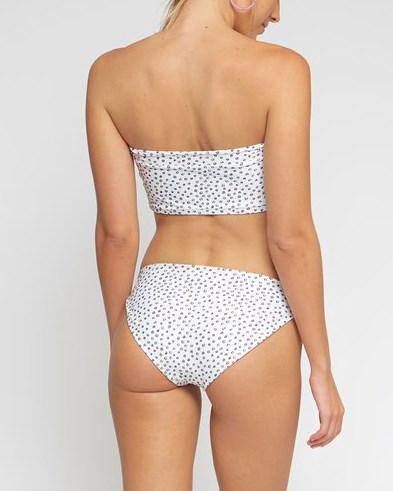 "***Polka-dotty***<br><bR> Our recommendation: Bikini [top](https://aylaswim.com/collections/coral-print/products/castara-bandeau-ochre|target=""_blank""