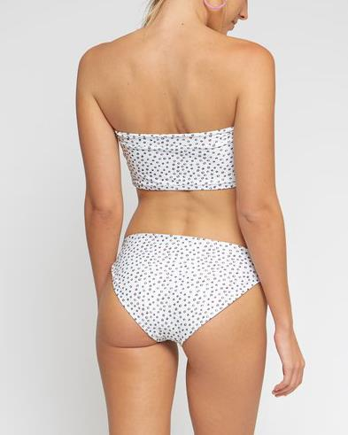 """***Polka-dotty***<br><bR> Our recommendation: Bikini [top](https://aylaswim.com/collections/coral-print/products/castara-bandeau-ochre
