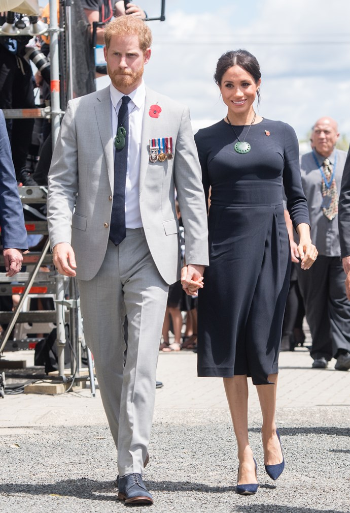 The Duchess in Stella McCartney.