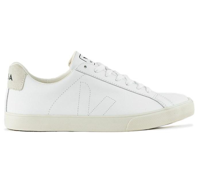 "Esplar sneakers by Veja, $155 at [The Iconic](https://www.theiconic.com.au/esplar-495116.html|target=""_blank""|rel=""nofollow"")."
