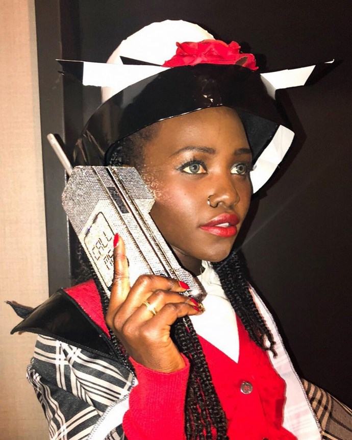 Lupita Nyong'o as Dionne in *Clueless.*