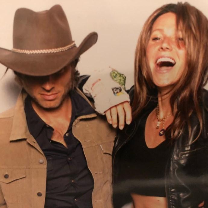 Brad Falchuk and Gwyneth Paltrow.