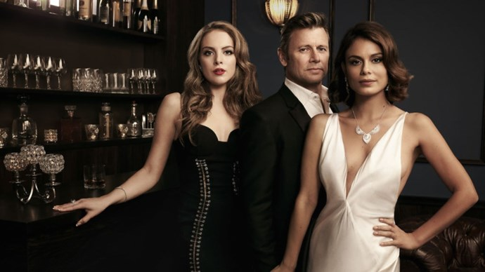***Dynasty*: Season 2 (3/11/18):** In the wake of a calamitous fire that set their family home ablaze, the Carringtons sift through the rubble to rebuild their dynasty—and rise again.