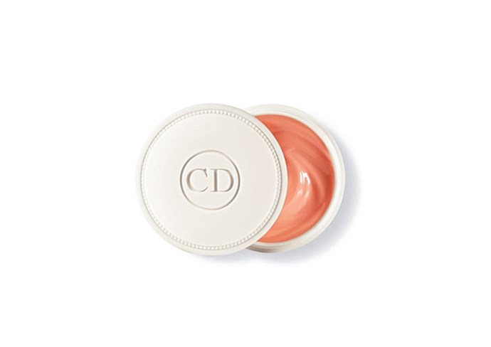 """Crème Abricot Nail Creme by Dior, $47 at [David Jones](https://www.davidjones.com/Product/20025768/Cr%C3%A8me-Abricot-Nail-Creme target=""""_blank"""" rel=""""nofollow"""") <br><br> Gently massage your nails with this creamy salve and improve nail strength and overall cuticle health."""