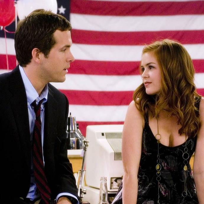 ***Definitely Maybe:*** Ryan Reynolds plays a man in the middle of a divorce who, with his young daughter, reflects on the women he's loved, one of whom eventually becomes her mother. It also stars Isla Fisher, Rachel Weisz and Elizabeth Banks.