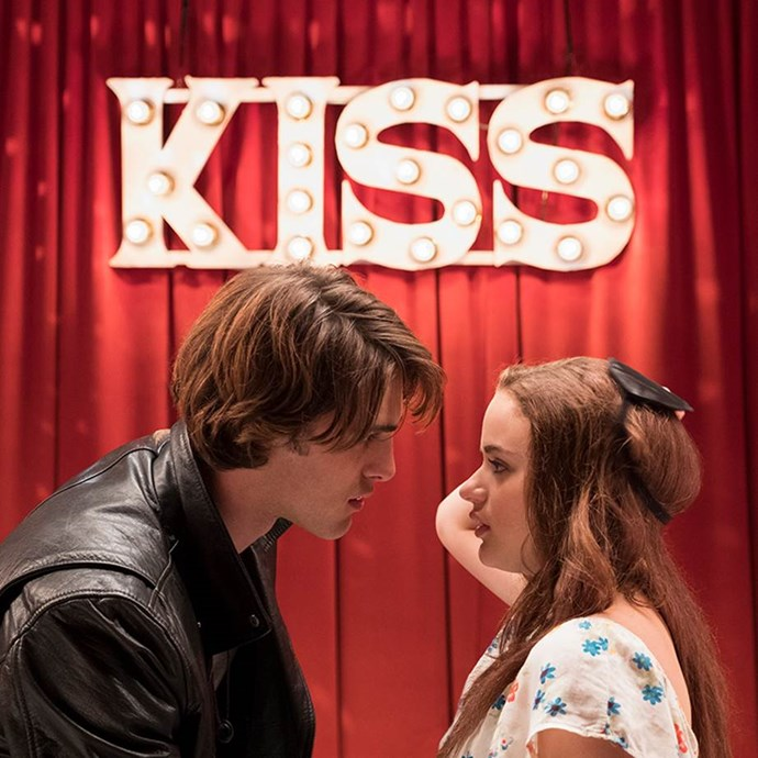 ***The Kissing Booth:*** A Netflix original that's seen its two stars become Instagram sensations, *The Kissing Booth* is all about Elle Evans, a shy teen who's never been kissed, but somehow ends up having her first smooch with high school bad boy Noah. The chemistry is extreme, but Noah just so happens to be the older brother of Elle's best friend, making him strictly off limits.