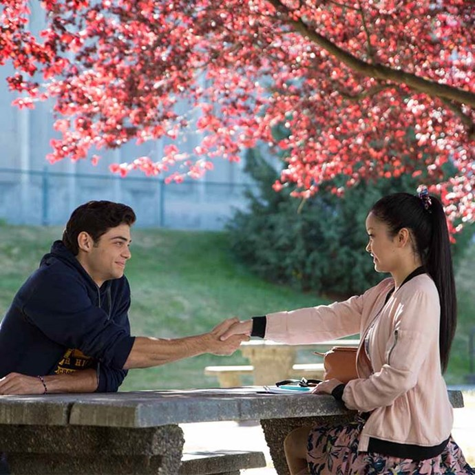 "***[To All The Boys I've Loved Before](https://www.elle.com.au/culture/lana-condor-noah-centineo-instagram-18721|target=""_blank""):*** Based on a best-selling 2014 young adult book, this movie sees a teenage girl's secret love letters mailed out to her crushes against her will. She must then deal with the surprising fall-out of her humiliation."