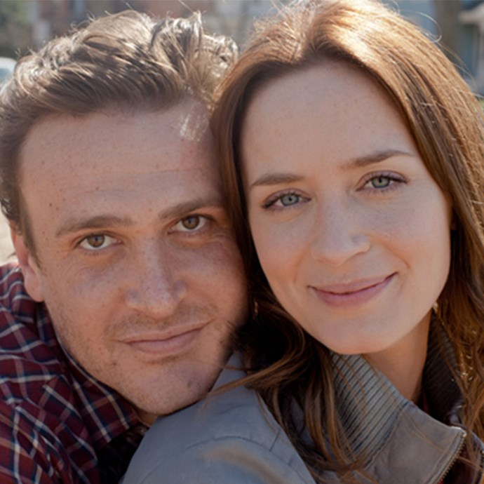 ***The Five-Year Engagement:*** One year after meeting, Tom (Jason Segel) proposes to his girlfriend, Violet (Emily Blunt), but unexpected events keep tripping them up as they look to walk down the aisle together.