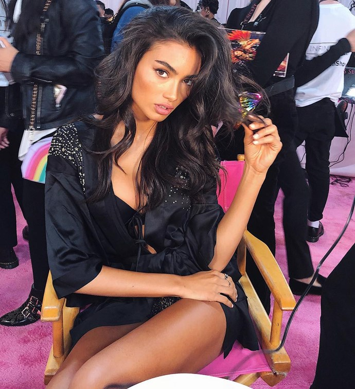 Kelly Gale.