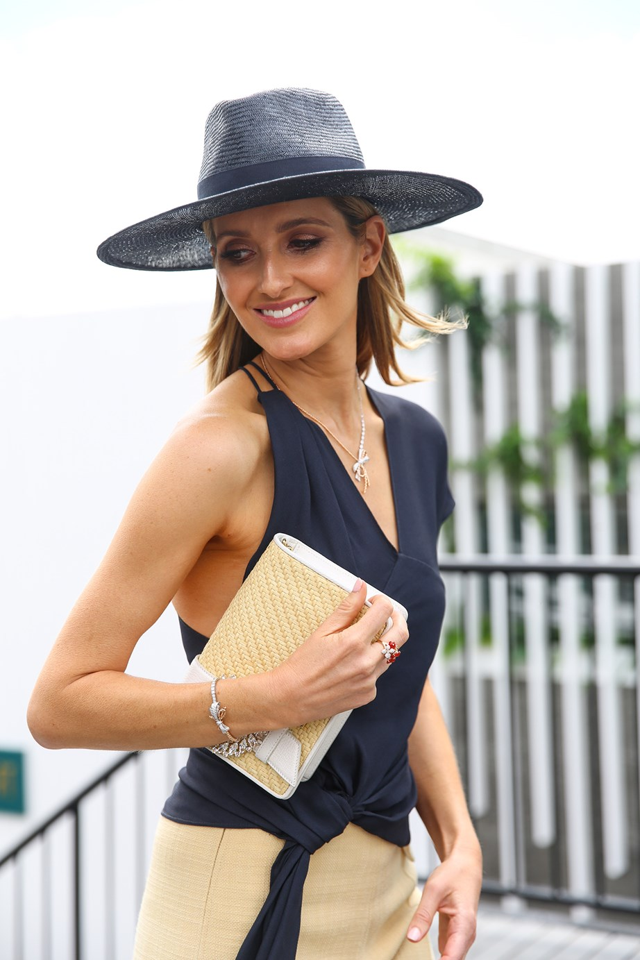 Kate Waterhouse at Stakes Day 2018.