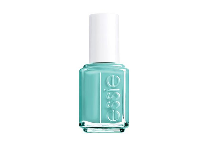 "Essie Nail Colour Turquoise and Caicos, $15 at [Adore Beauty](https://www.adorebeauty.com.au/essie/essie-nail-colour-turquoise-caicos.html|target=""_blank""