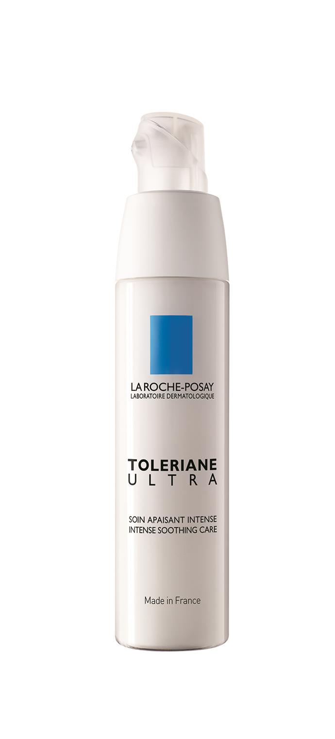 "**Toleriane Ultra Daily Moisturiser, $39.95 at [La Roche-Posay](https://www.laroche-posay.com.au/products-treatments/Toleriane/Toleriane-Ultra-p6928.aspx|target=""_blank""