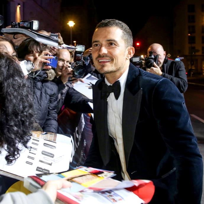 """***Orlando Bloom*** <br><br> Though Bloom had just returned from an awards show in Berlin, his home was nearly completely destroyed by engulfing flames. Bloom shared a photograph of his street to [Instagram](https://www.instagram.com/p/Bp-nXXUg-ww/?utm_source=ig_embed
