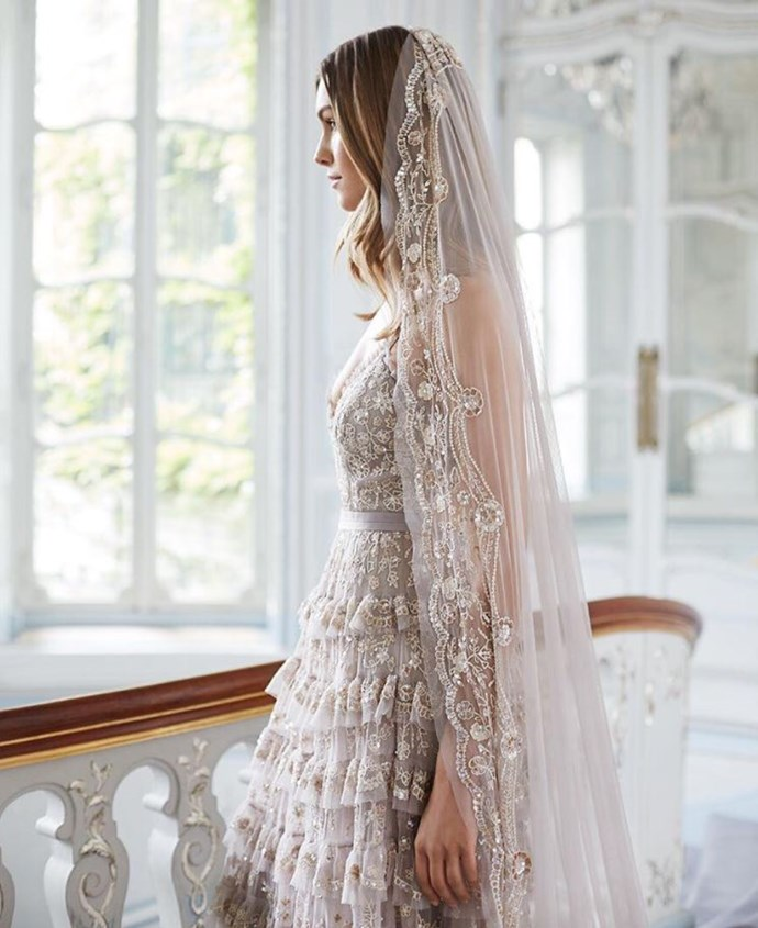 """**[Needle & Thread](https://www.needleandthread.com/uk/all-wedding/bride