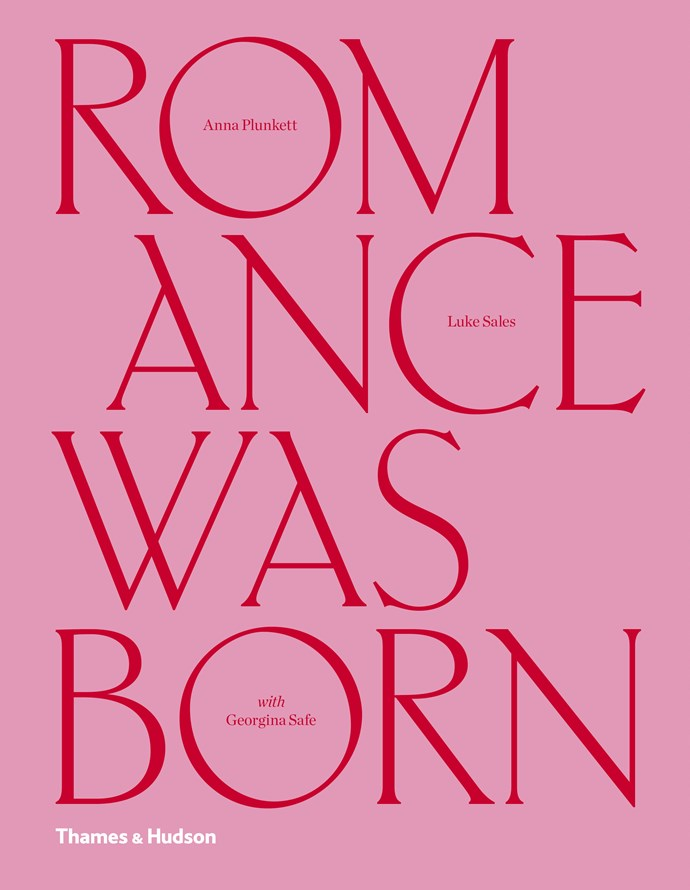 "***Romance was Born: A Love Story with Fashion* by Anna Plunkett, Luke Sales, Georgina Safe** <br><br> Fans of the hyper-coloured world of Romance Was Born should make room on their coffee table for this tome, charting the rise of the label from its debut in a Sydney pub to fashion favourites, and illustrated with more than 200 photos. <br><br> Romance was Born: A Love Story with Fashion by Anna Plunkett, Luke Sales, Georgina Safe, $70 at [Dymocks](https://www.dymocks.com.au/book/romance-was-born-a-love-story-with-fashion-by-anna-plunkett-and-luke-sales-and-georgina-safe-9780500501153/#.W-zi0jgzaUk|target=""_blank""