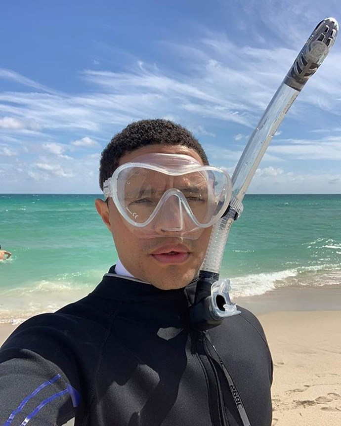 **SAGITTARIUS: Trevor Noah (*Afraid Of The Dark Side*)**  Trevor Noah is every ounce the worldly observer, which is why he'd be ideal for a no-holds-barred Sagittarian other half. Aside from being cute as a button, Noah would be able to converse until the cows come home, and wouldn't be afraid to tell it like it is—two qualities that Sagittarian women value dearly.   *Image: @trevornoah*