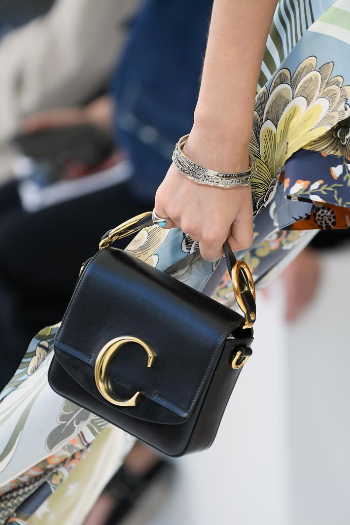 The Chloé C Bag.