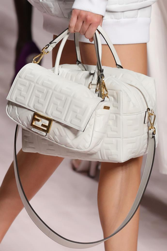 The Fendi Baguette Bag.