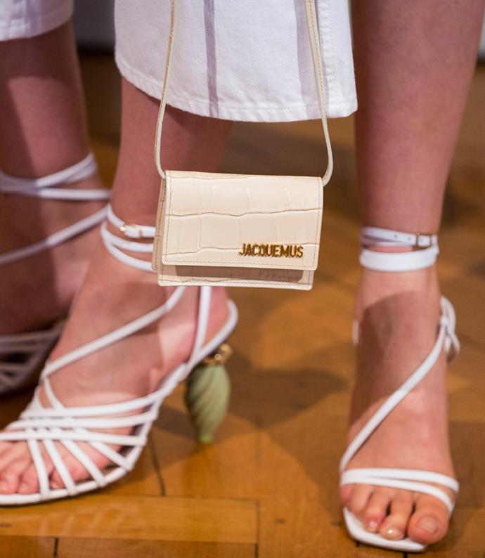 The Jacquemus Le Bello Bag.