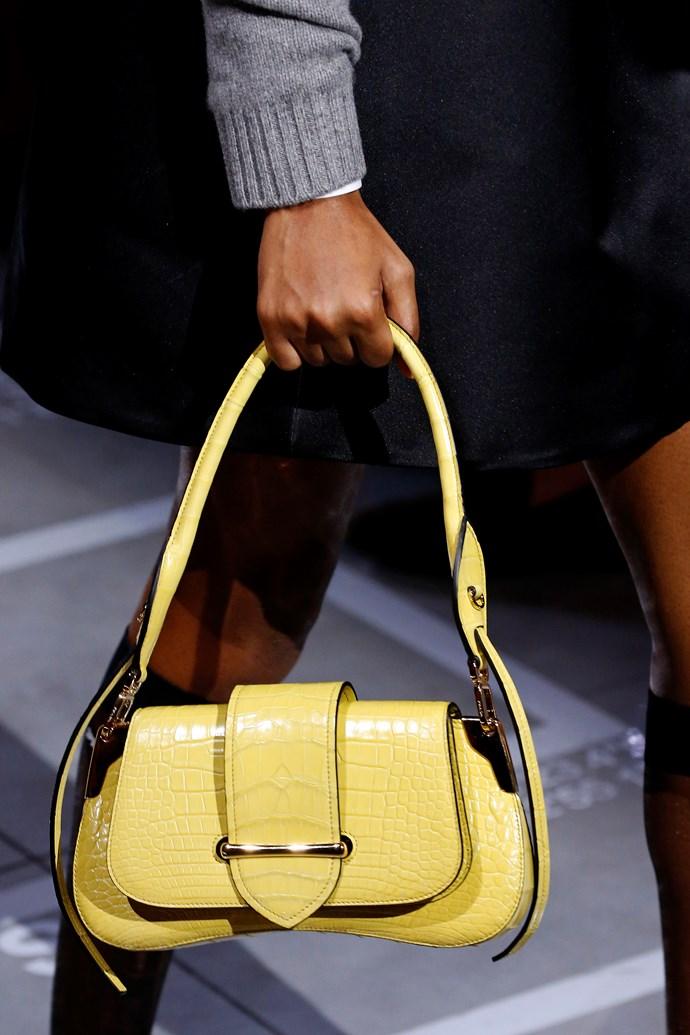 The Prada City Calf Bag.