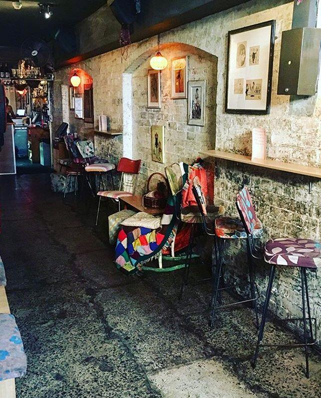 """***Grandma's Bar*** <br> You'd barely even know Grandma's was there if you were traversing Clarence Street, but that's all a part of its homely charm. However, down a flight of stairs lies a tiny corridor bar that somewhat resembles an old-school living room, with boutique beers, [wines](https://www.elle.com.au/culture/spring-wine-18163