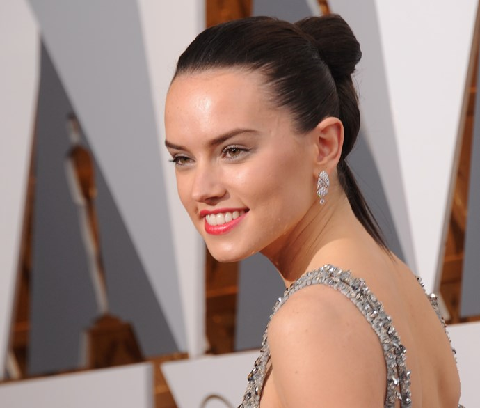 "**[Daisy Ridley](https://www.elle.com.au/celebrity/daisy-ridley-elle-cover-january-15380|target=""_blank""):** The *Star Wars* actress was diagnosed with endometriosis when she was 15 and experienced flare-ups while filming *The Force Awakens*. ""I was in my flat going nuts, and then my skin got really bad with the stress of it all, and I hadn't been well—I had holes in my gut wall and stuff—and we were trying to figure out what to do with that because I'd felt poorly,"" she told *ELLE Australia*."