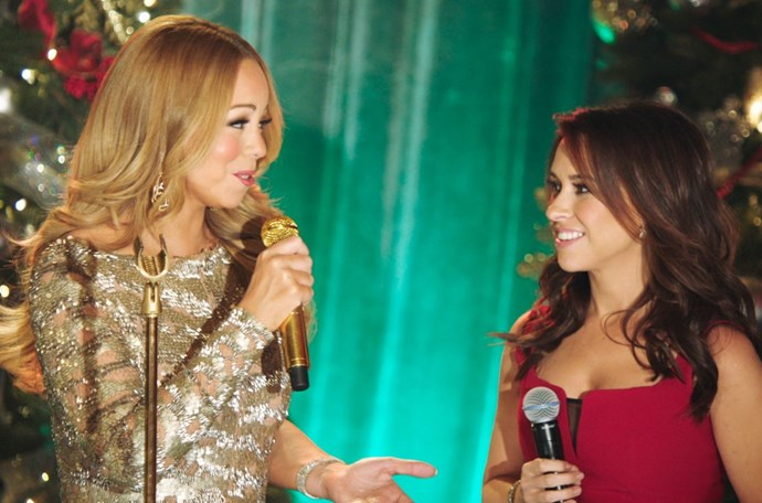 ***Mariah Carey's Merriest Christmas:*** The woman behind the Christmas carols we know and love calls in some special guests to help her celebrate the happiest time of the year.