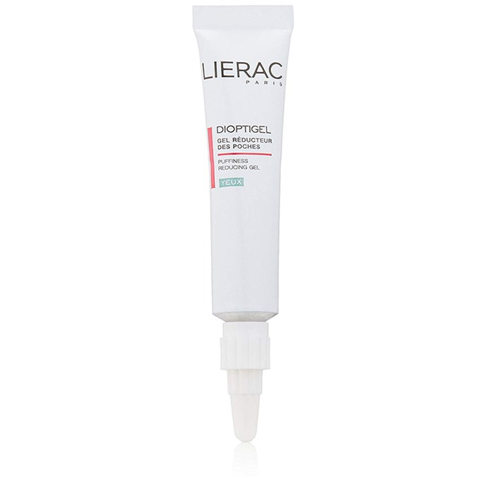*Leirac Paris Dioti Gel Anti-Puffiness Eye Gel*<br><bR> Dark circles may be very French, but for those wanting to de-puff, Leirac's Dioti Gel is a must. Using plant extracts for tightening and smoothing, a little goes a long way.