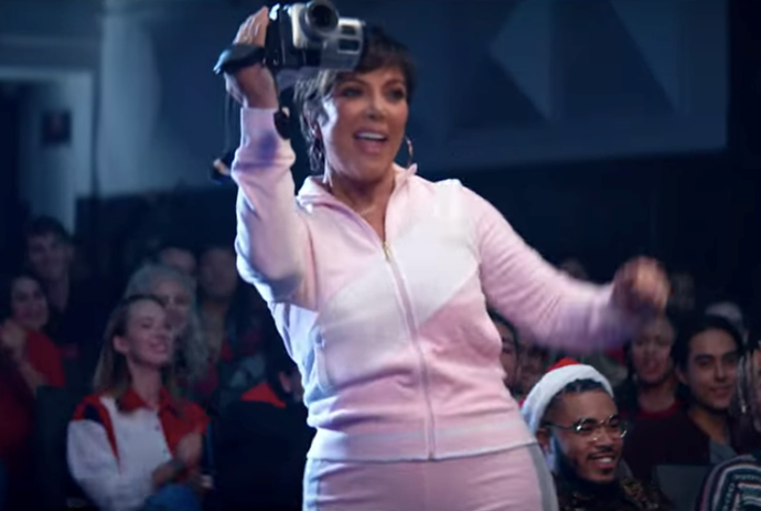 "**Kris Jenner:** In what might be the best cameo of the century, Kris Jenner plays Regina George's ""cool mom"", Florencia Chilberry, originally played by Amy Poehler."