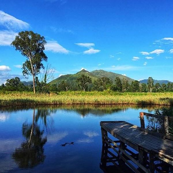 Nam Sang Wai Wetlands, courtesy of @kevincheung_shots