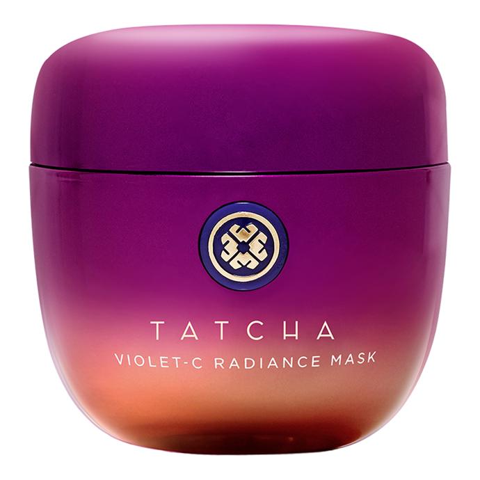 """Tatcha Violet-C Radiance Mask, $99 at [Sephora](https://www.sephora.com/product/violet-c-radiance-mask-P420699 target=""""_blank"""" rel=""""nofollow"""")."""