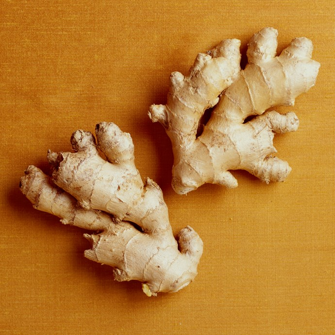 """***Ginger*** <br> Ginger might be one of the most dependable health foods around, but plenty of people underestimate the wide-ranging health benefits of the pantry staple. Among its properties are the powers to cure a plethora of illnesses, as well as combating inflammation, cholesterol levels and even menstrual cramps, according to [*Healthline*](https://www.healthline.com/nutrition/11-proven-benefits-of-ginger#section8