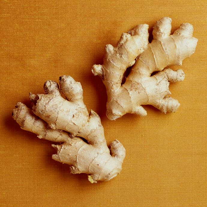 "***Ginger*** <br> Ginger might be one of the most dependable health foods around, but plenty of people underestimate the wide-ranging health benefits of the pantry staple. Among its properties are the powers to cure a plethora of illnesses, as well as combating inflammation, cholesterol levels and even menstrual cramps, according to [*Healthline*](https://www.healthline.com/nutrition/11-proven-benefits-of-ginger#section8|target=""_blank""