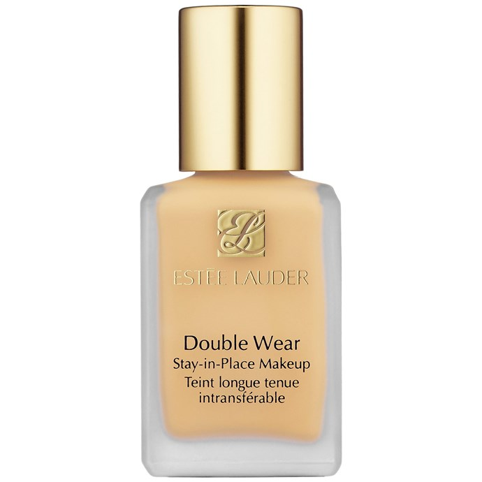 "Resistance to humidity, heat and sweat, Estée Lauder is famed for this foundation.<bR><br> Double Wear Stay-In-Place Makeup SPF 10 Foundation by Estée Lauder, $58 at [Sephora](https://www.sephora.com.au/products/estee-lauder-double-wear-stay-in-place-makeup-spf-10/v/1c0-shell|target=""_blank""